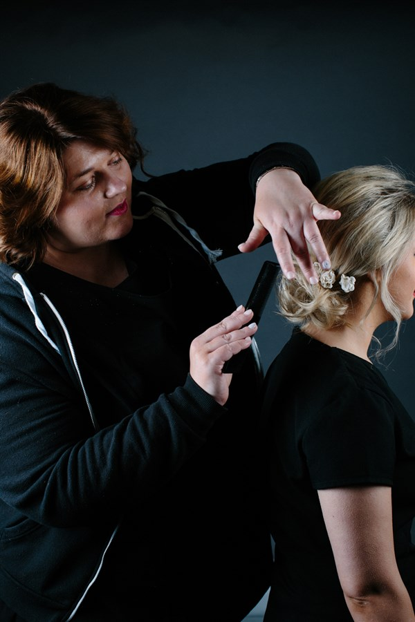 Upstyles- Hairdressing Level 3
