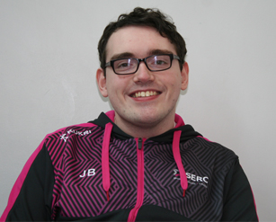 Jason Browning, Ulster University Foundation Degree in Sport Exercise and Fitness