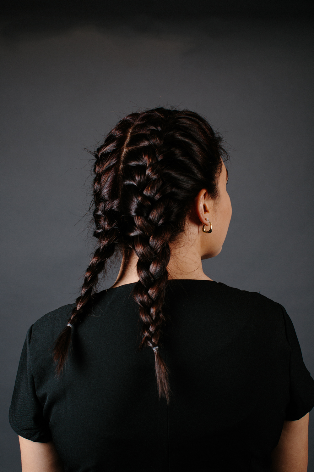 Level 3 Hairdressing Curls/ Braids /Upstyles