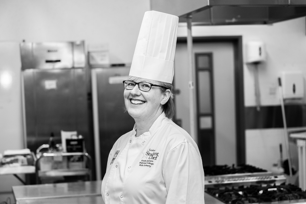SERC Chef Ruth Doherty